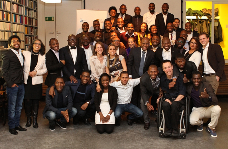 Future Leaders of Angola: Farewell Party