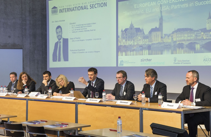 Competition Law Panel: Extradition of Foreign Nationals Was One of the Hot Topics