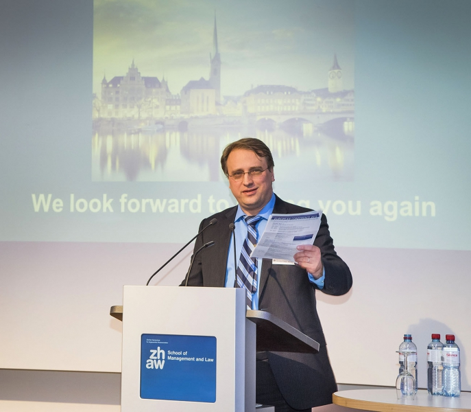 Thomas N. Pieper Thanked Participants and the Organization Committee