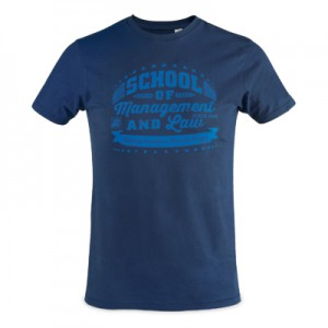 T-Shirt blue Gentlemen