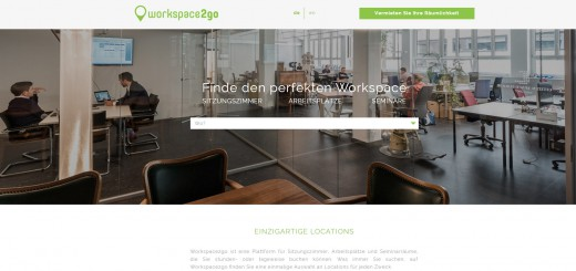Workspace2go_Screenshot