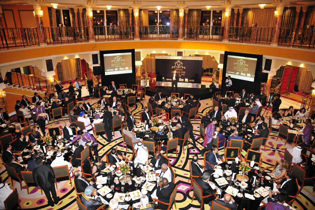 The MENAA Award Ceremony in the Burj al Arabs Ballroom was a good opportunity to promote the SML brand in the region, and strengthen its ties with local partners and companies.