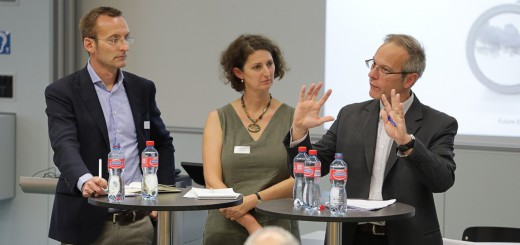 Panel discussion: Urs Meister (BKW), Regina Betz (ZHAW) and Iain MacGill (UNSW Sydney)